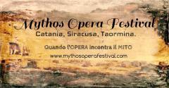Mythos Opera Festival 2017/ Catania - Siracusa - Taormina