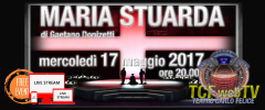 Diretta streaming Maria Stuarda