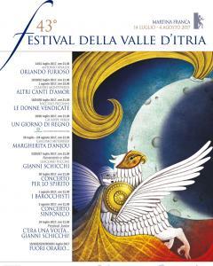 43° Festival della Valle d'Itria 2017