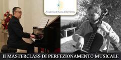 2° Masterclass di Perfezionamento Musicale - G. Pianigiani e F. Fontana
