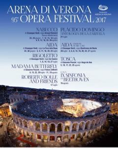 Arena di Verona 95° Opera Festival 2017