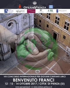 """VIII Edizione del Concorso Internazionale per Cantanti Lirici """"Benvenuto Franci"""""""