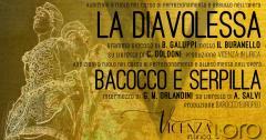 """Audizioni a ruolo per l'opera """"La diavolessa"""" di Galuppi e """"Bacocco e Serpilla"""" di Orlandini"""