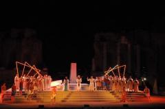 Audizioni per la formazione di cast lirici per opere in Roma, Taormina, Agrigento, Giappone