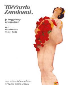 """XXIV Concorso Internazionale """"Riccardo Zandonai"""" per Giovani Cantanti Lirici"""