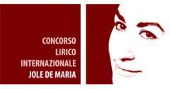 V° Concorso lirico internazionale Jole De Maria