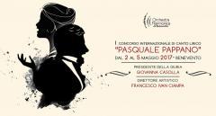 """1° Concorso Internazionale di Canto Lirico """"Pasquale Pappano"""""""