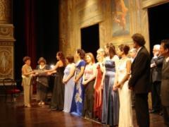 """XXII Concorso Internazionale per Cantanti Lirici """"Spazio Musica"""""""