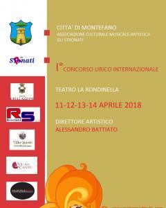 Concorso Lirico Internazionale Citta' di Montefano