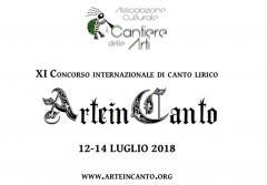 XI Concorso internazionale di canto lirico ArteinCanto