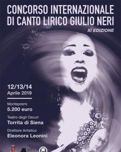 Concorso internazionale di canto lirico Giulio Neri