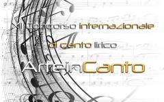 XII Concorso internazionale di canto lirico ArteinCanto