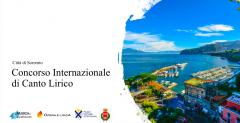 Concorso Internazionale di Canto Lirico Città di Sorrento