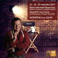 Enrico Stinchelli: Opera in Palcoscenico problemi e soluzioni