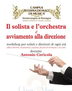 Il solista e l'orchestra e Avviamento alla direzione