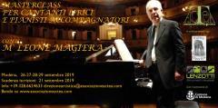 Masterclass per cantanti lirici e pianisti accompagnatori