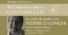 Incontri di Studio con Federico Longhi