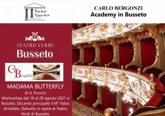MADAMA BUTTERFLY- Masterclass con Fabio Armiliato