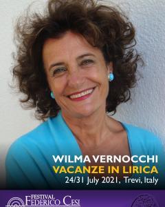 Wilma Vernocchi: Vacanze in lirica