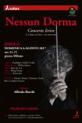 """Concerto Lirico """"Nessun Dorma"""""""