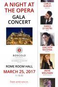 Audizioni per concerto a Bucarest