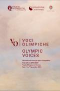 Voci Olimpiche - concorso internazionale di opera barocca
