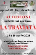 Audizioni per l'Opera Lirica LaTraviata