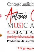 Antonio Cericola Music Award 2019 per cantanti e strumentisti e orchestra da camera