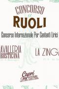 III Concorso Capri Opera Festival Sezione Ruoli