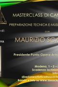 Masterclass con l'agente Maurizio Scardovi